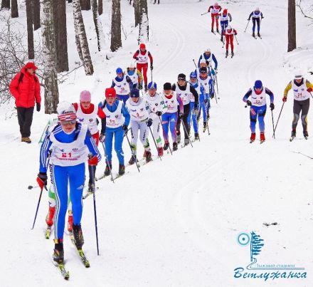 Лыжные гонки 10